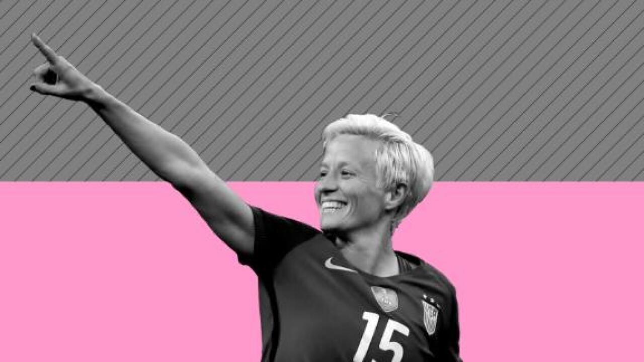 Megan Rapinoe: I don't think FIFA respects women as much as men