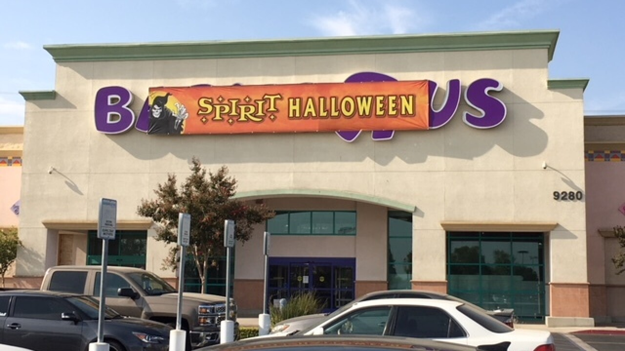 Babies R Us on Rosedale to become a Spirit Halloween, free haunted house to be built inside