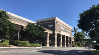 Publix at Clint Moore Road and US 441 tests positive for coronavirus