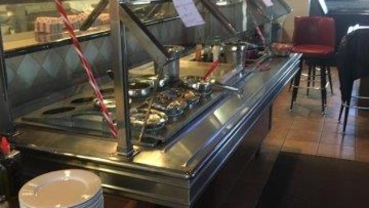 Rusty Putter restaurant