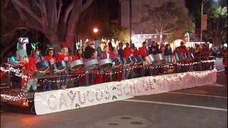 Calling all artists! It's your chance to design Downtown SLO's Holiday Parade poster