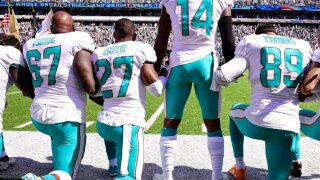NFL, NFLPA freeze anthem rules amid backlash to Miami Dolphins policy