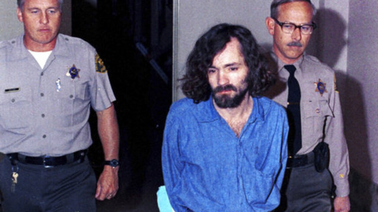 Charles Manson's cremated remains scattered nearly four months after he died