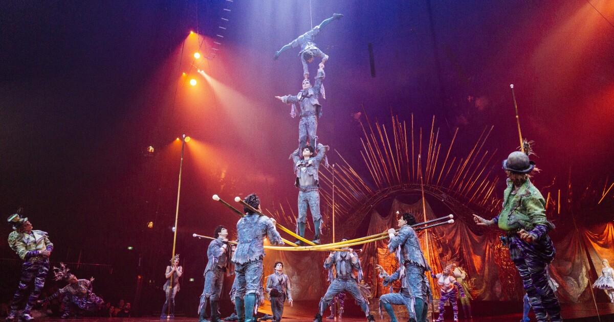Cirque Du Soleil Plans To Reopen 2 Las Vegas Shows