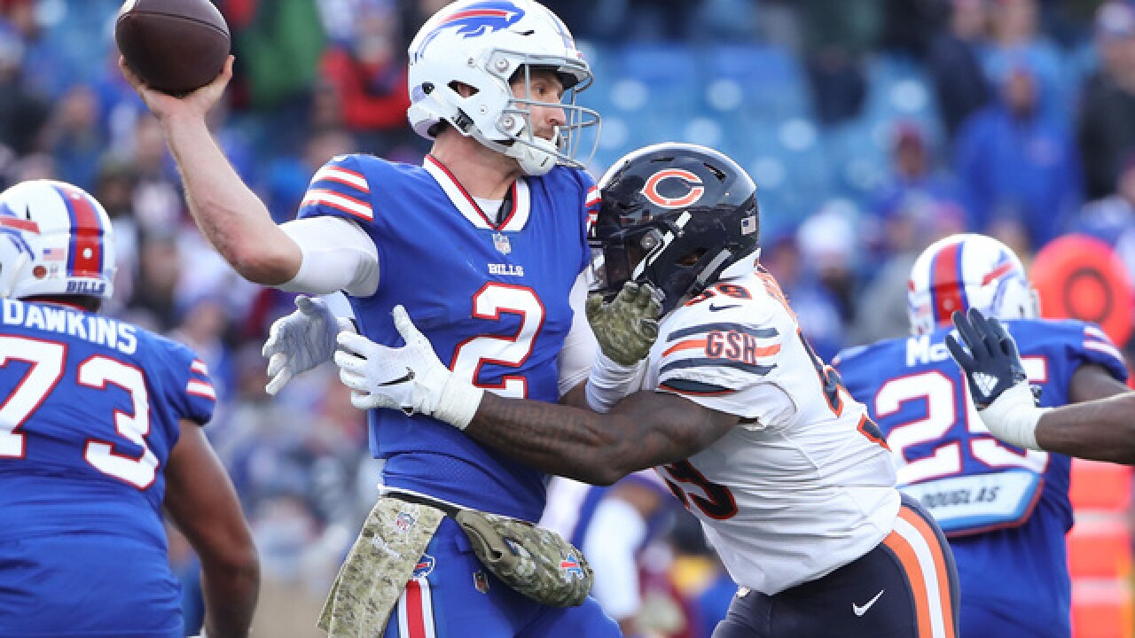 Joe B: Buffalo Bills All-22 Review - Week 9 vs. Chicago Bears