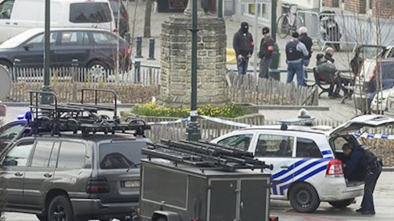 1 dead in terror raid linked to Paris attack