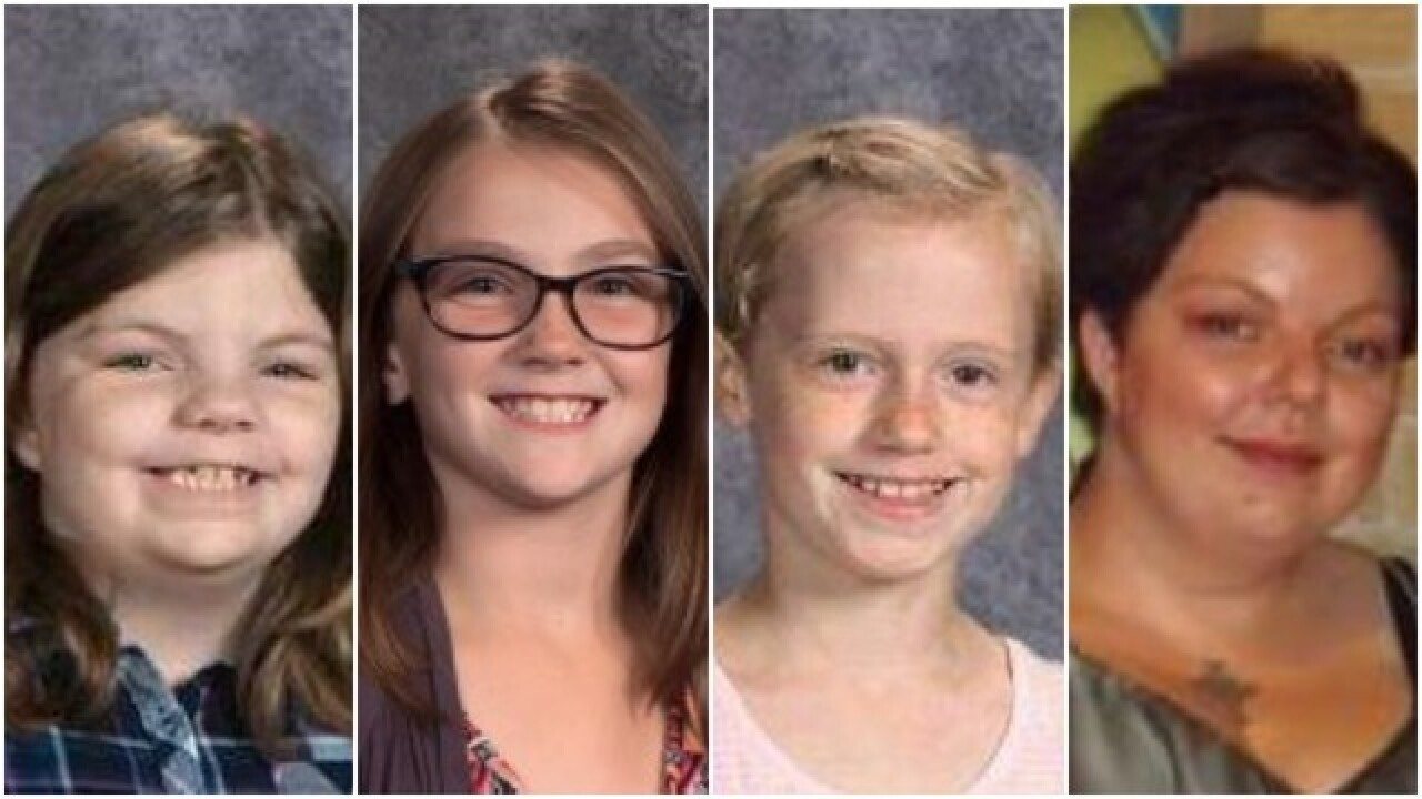 Charges filed in hit-and-run that killed 3 Wisconsin Girl Scouts and mother