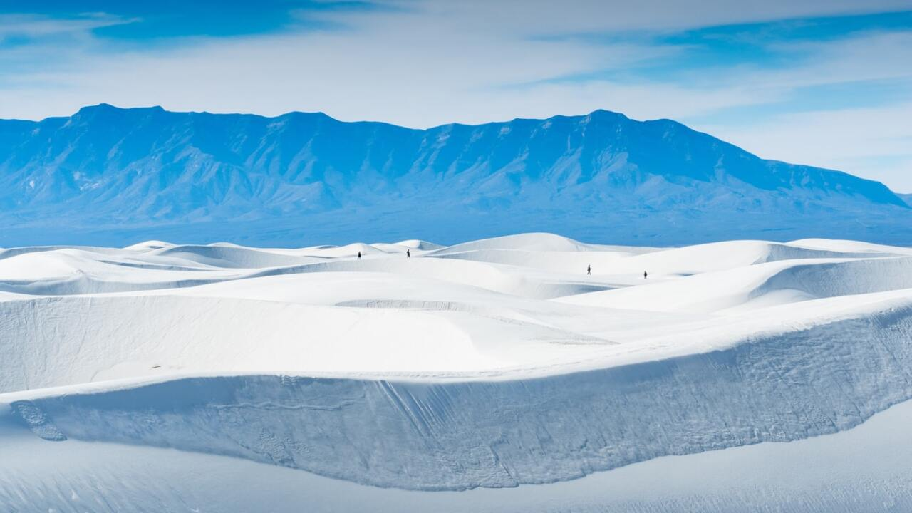 Exploring The Parks: White Sands National Monument