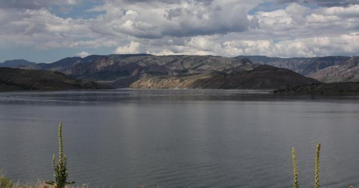Here's how much the snowmelt boosted Colorado reservoirs
