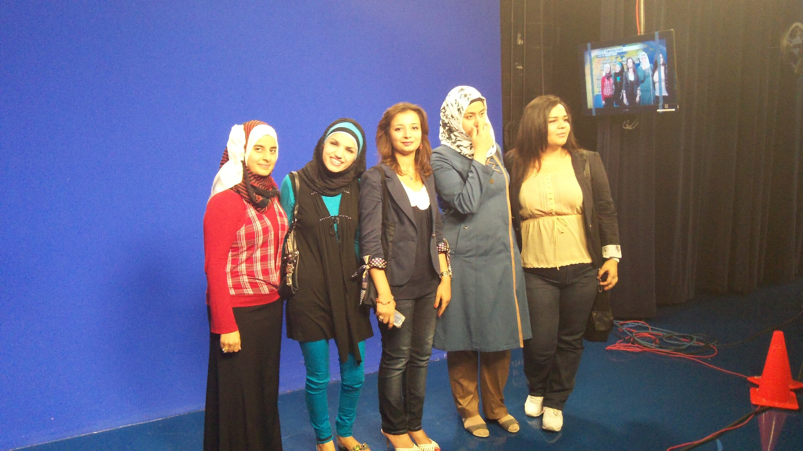 Photos: Iraqi students learn social media lessons inRichmond