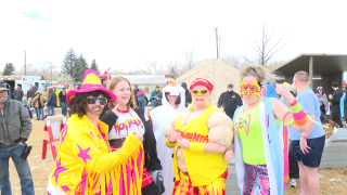 2020 Sweetheart Polar Plunge faces freezing water for Special Olympics Montana