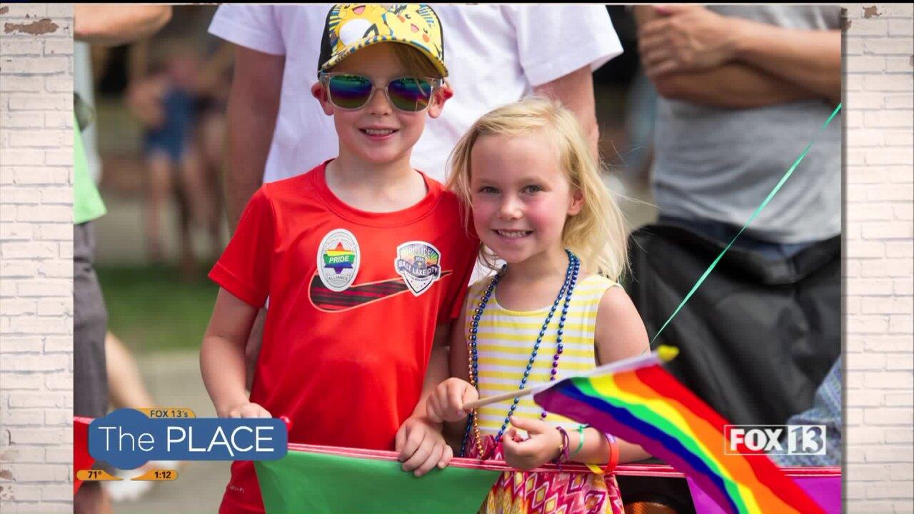 The Utah Pride Festival is in its 44thyear
