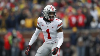 Detroit Lions pick Ohio State CB Jeff Okudah with No. 3 pick
