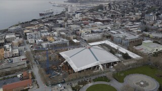 Amazon purchases naming rights to Seattle arena to highlight stadium's green initiatives