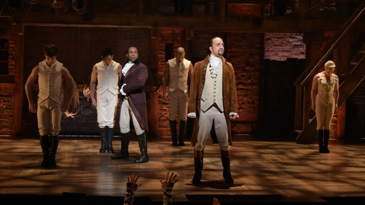 Lottery for San Diego 'Hamilton' tickets coming