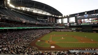 AP Diamondbacks Baseball