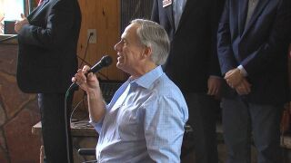 Governor Abbott held 'Get Out the Vote' event in Belton