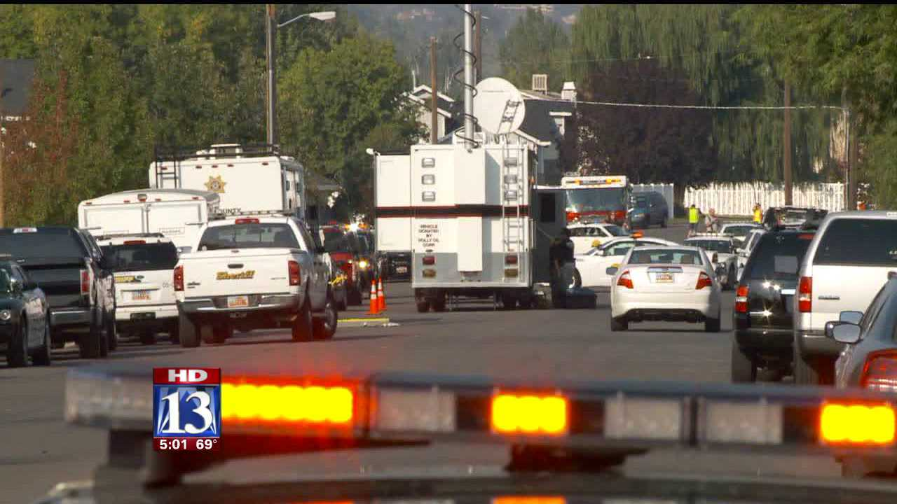Police: Mental illness may have been factor in Kaysville shooting