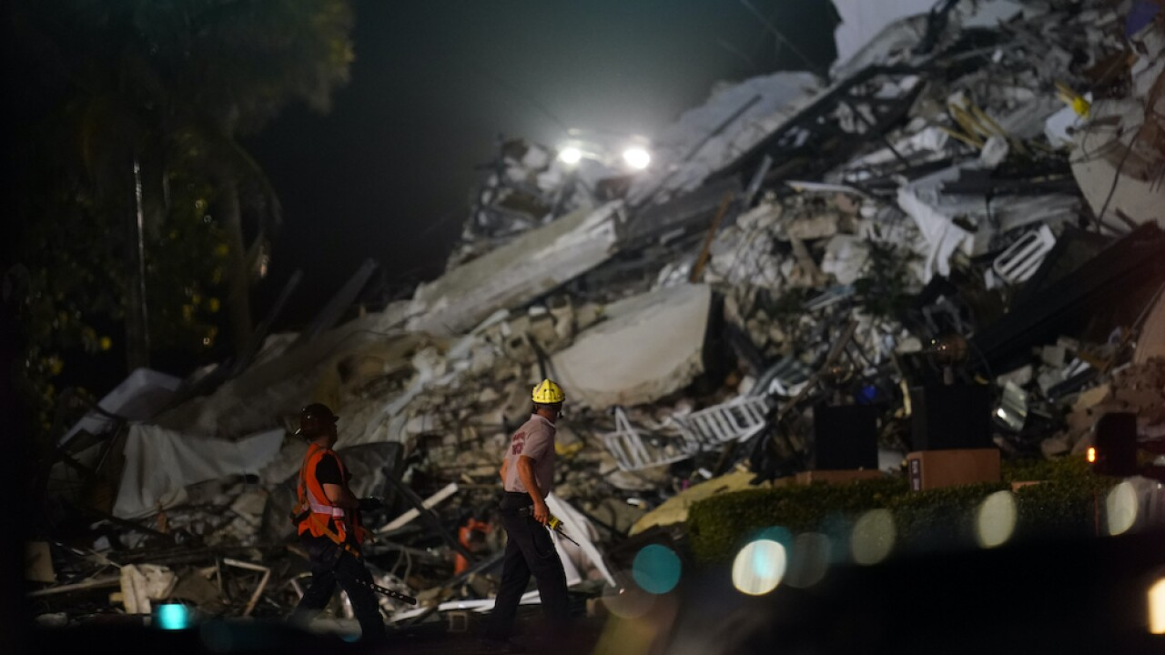 South Florida building collapse