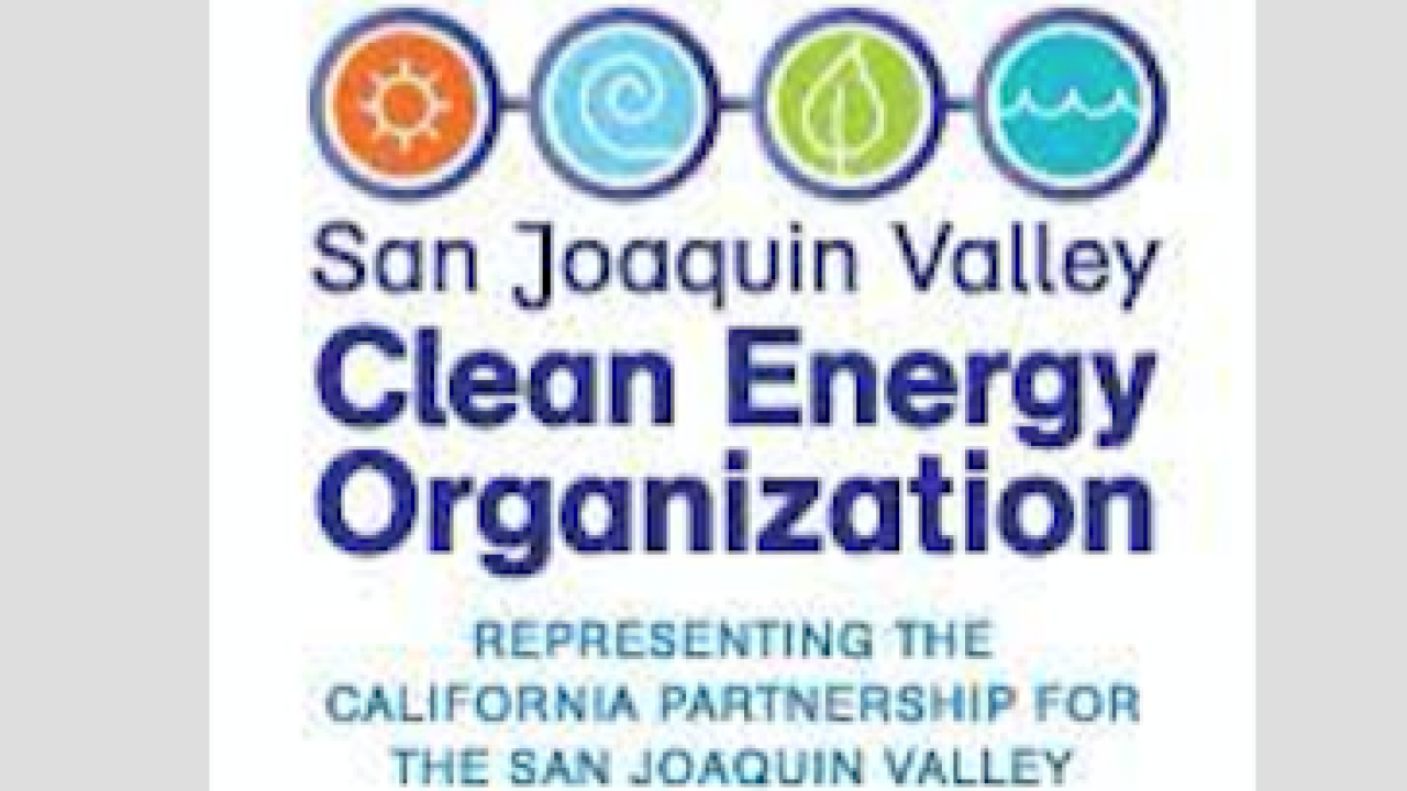San Joaquin Valley Clean Energy Organization