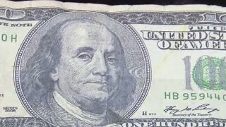 PD: Counterfeiters use real cash to forge fakes