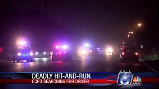Hit-and-run accident kills one early Monday morning