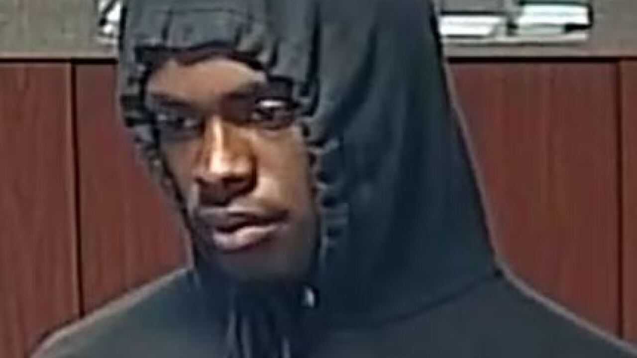 Roseville Police search for serial bank robber