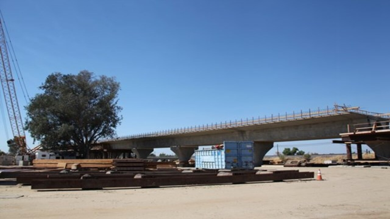 Updates on CA high-speed rail construction
