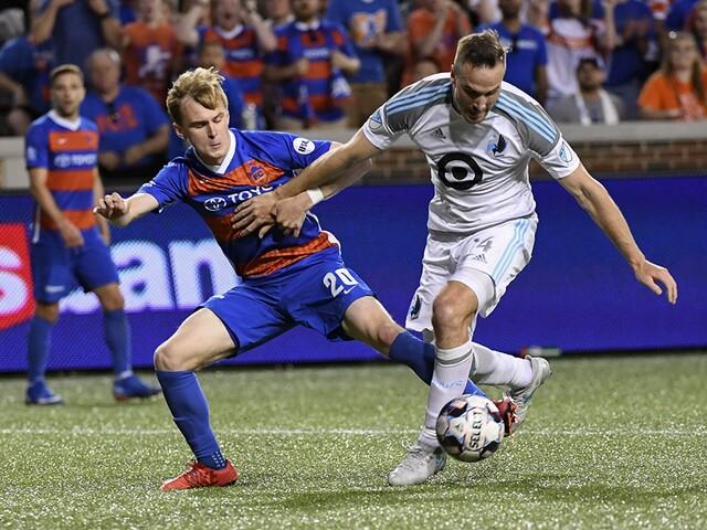Minnesota United FC advances past FC Cincinnati in U.S. Open Cup