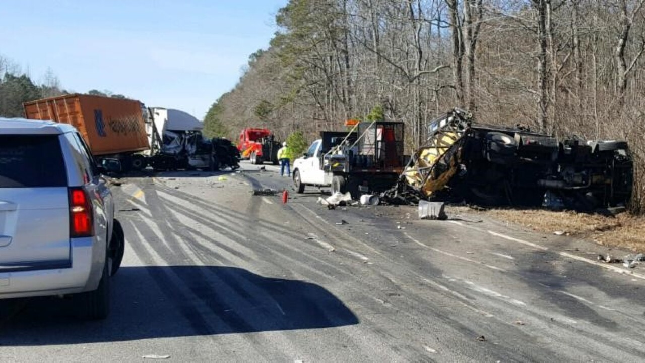 VDOT worker reflects on work zone crash during national awarenessweek