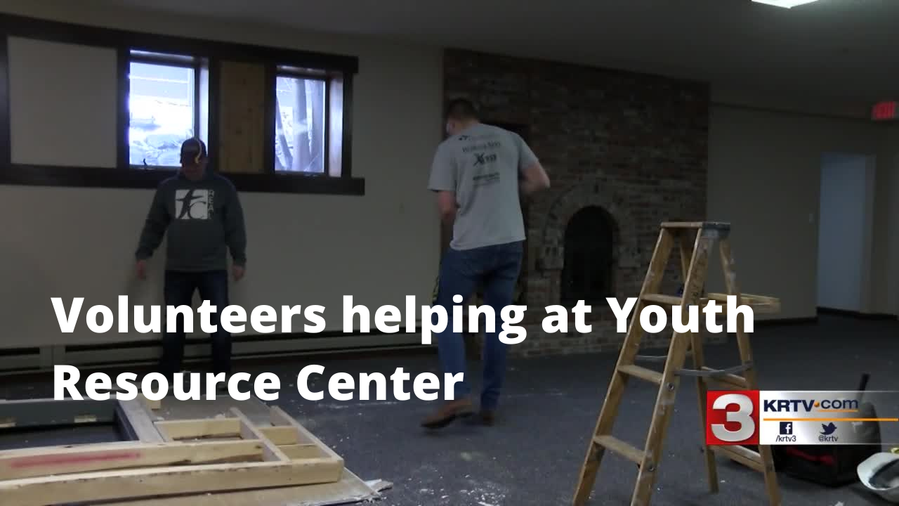 Volunteers helping at Youth Resource Center.png