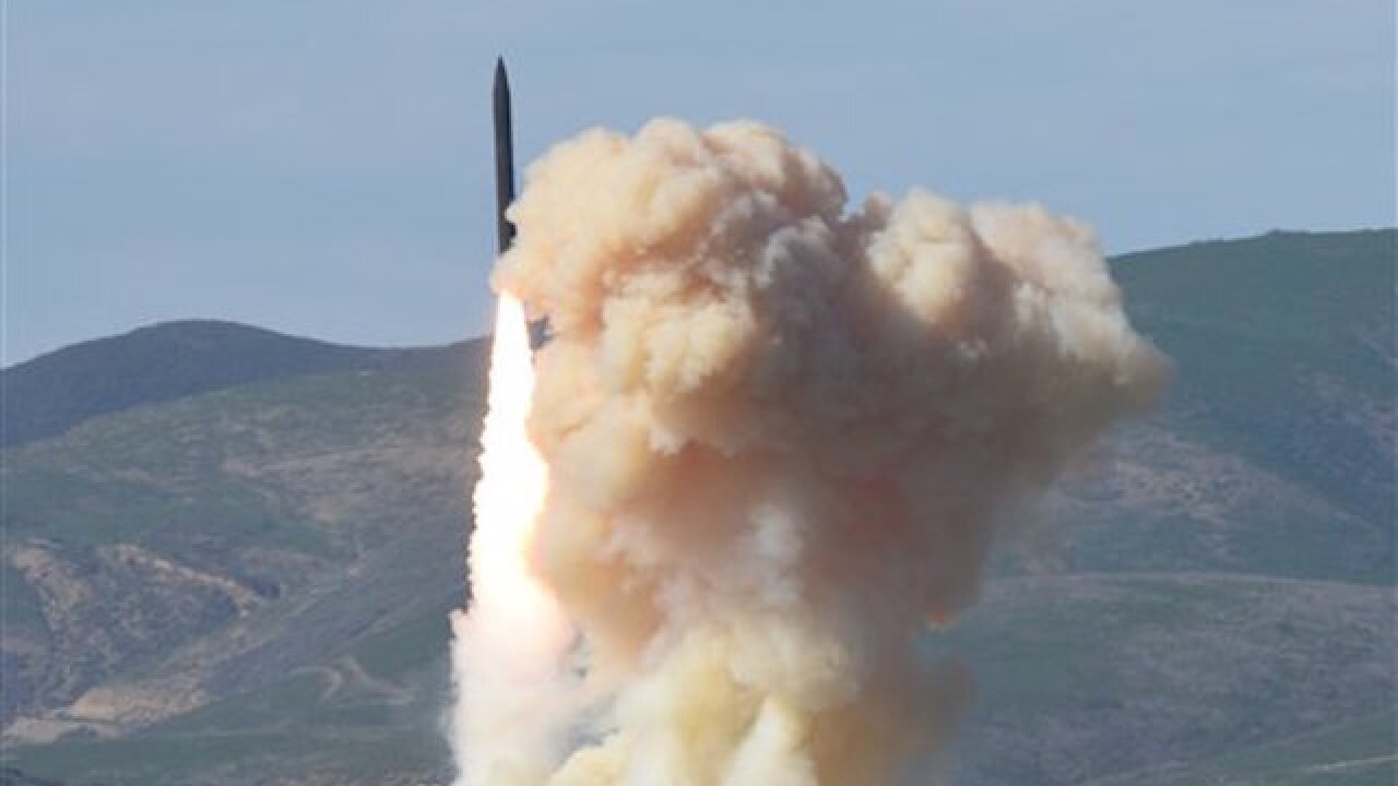 US officials call North Korean missile launch a 'catastrophic' failure