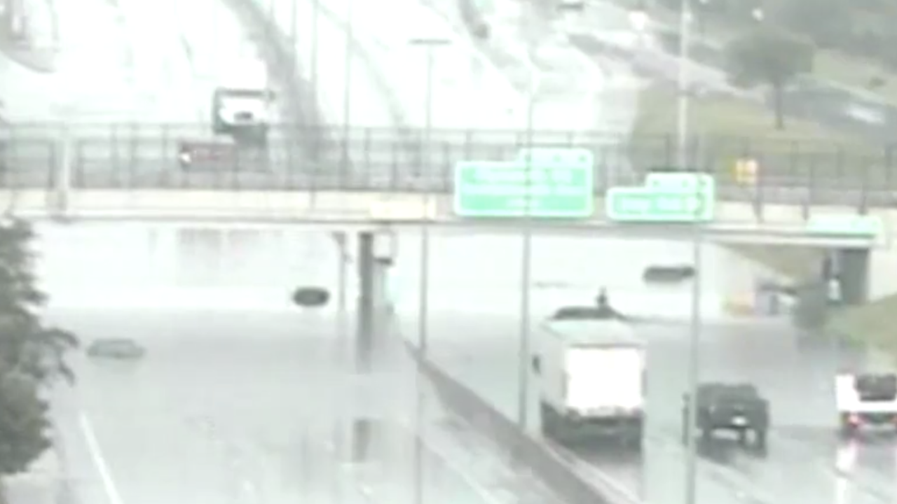Freeway Flooding