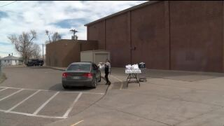 Pueblo school provide meals for students during COVID-19 closure