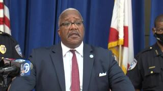 West Palm Beach Mayor Keith James announces he's extending curfew through weekend, June 5, 2020