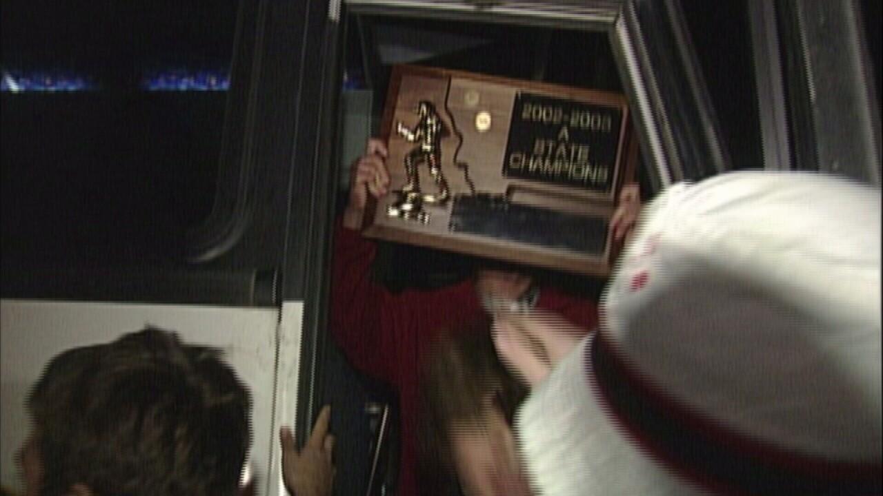 Laurel 2002 Football State Title