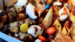 S'mores Fry Box