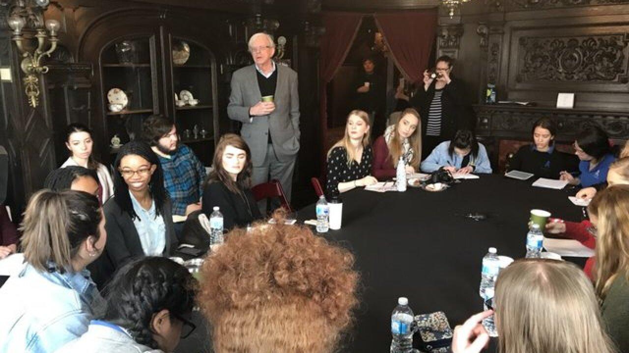 Brad Ashford hosts gun control roundtable