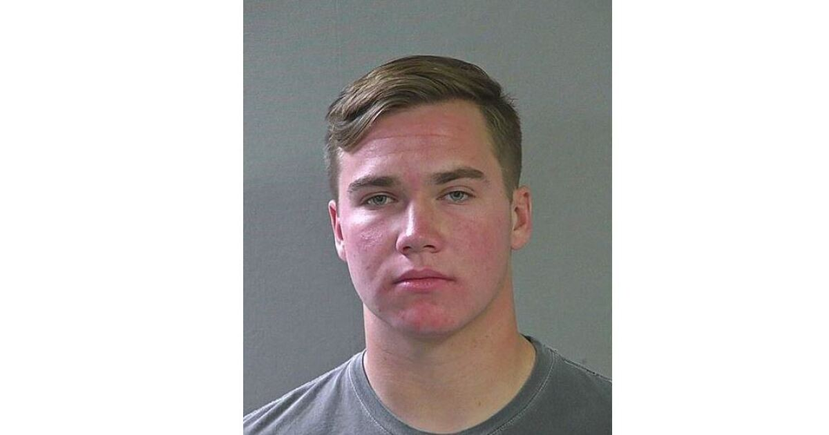 18-Year-Old Man Arrested For Nearly A Dozen Felony Charges Of Child Porn-8572