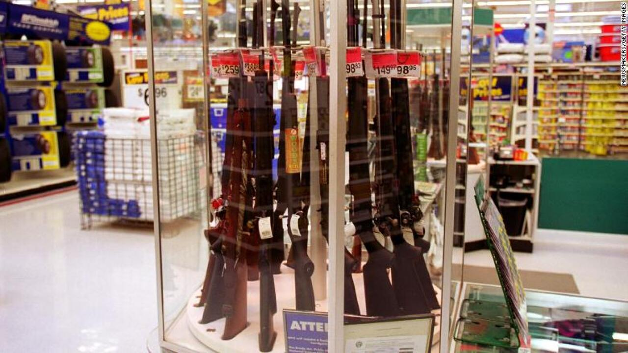 Walmart employee sent mass email urging thousands of workers to strike over gun sales