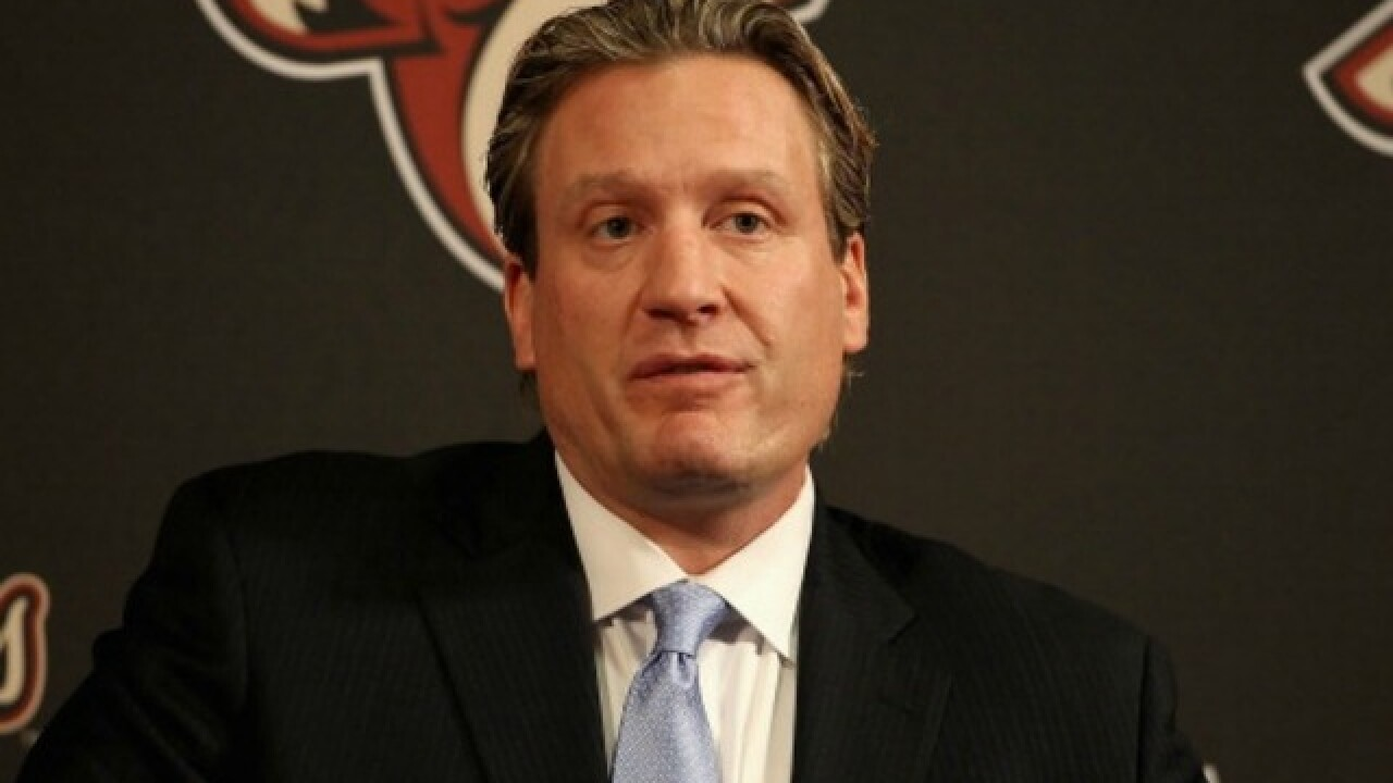 Ex-Coyotes star Jeremy Roenick slams Marshawn Lynch for sitting during anthem before Cardinals game