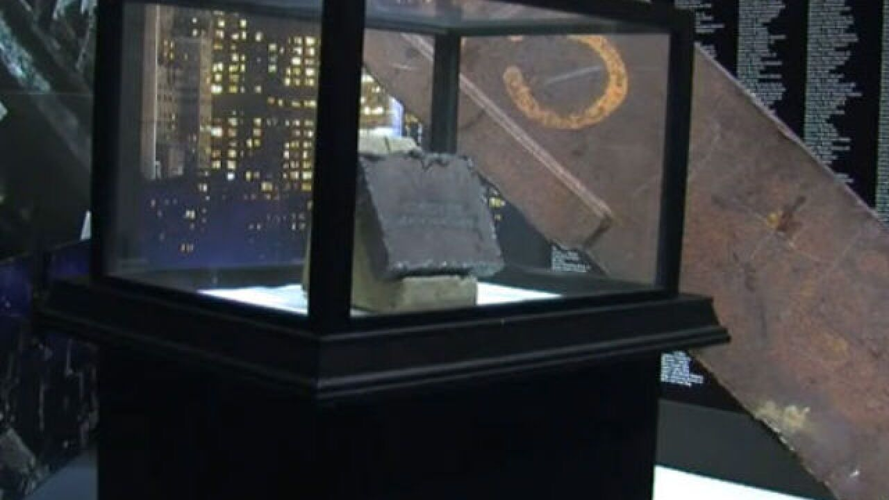 9/11:Never Forget Exhibit Opens In Oklahoma