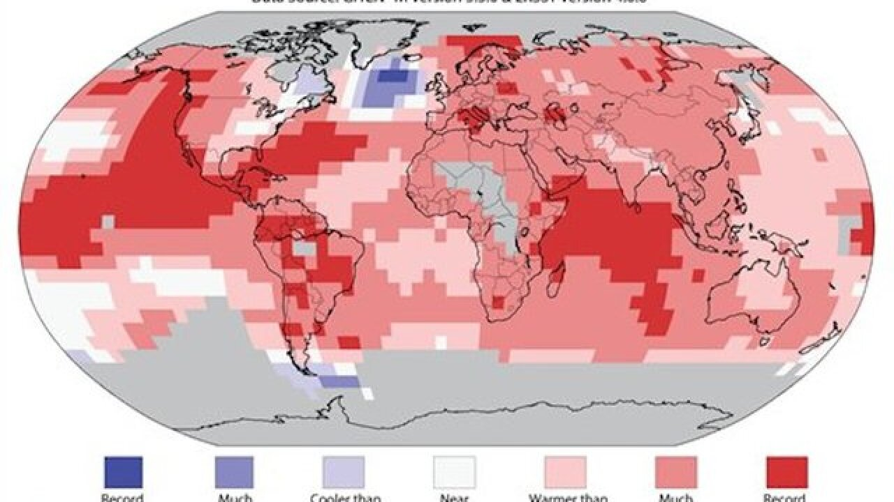 NOAA, NASA: 2015 was hottest on Earth by a lot