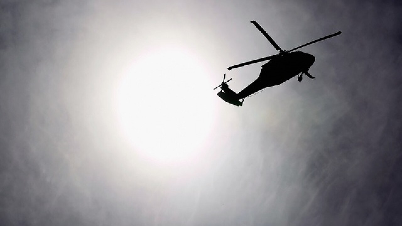 Louisiana sheriff: Missing helicopter found