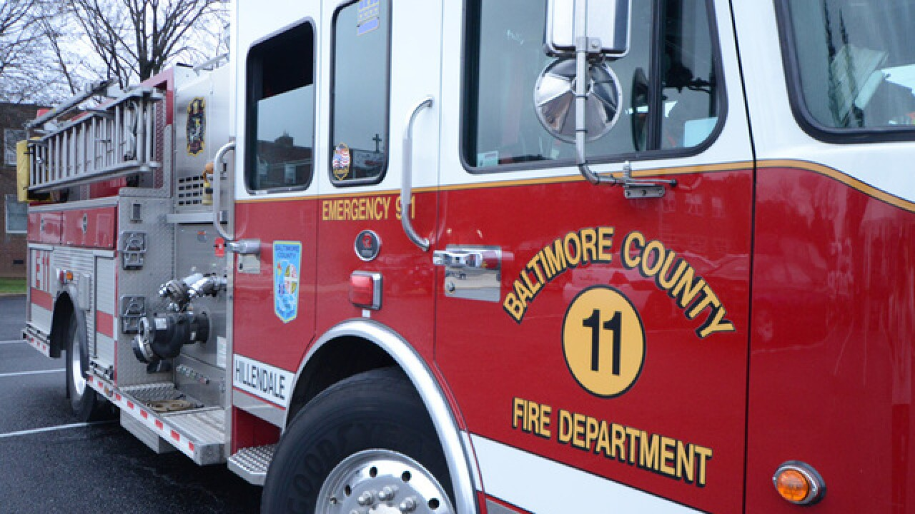 Baltimore County Fire deploys firefighters to Carolinas to assist with Hurricane Florence