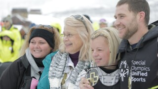 Sixth time's the charm for Special Olympian at X Games