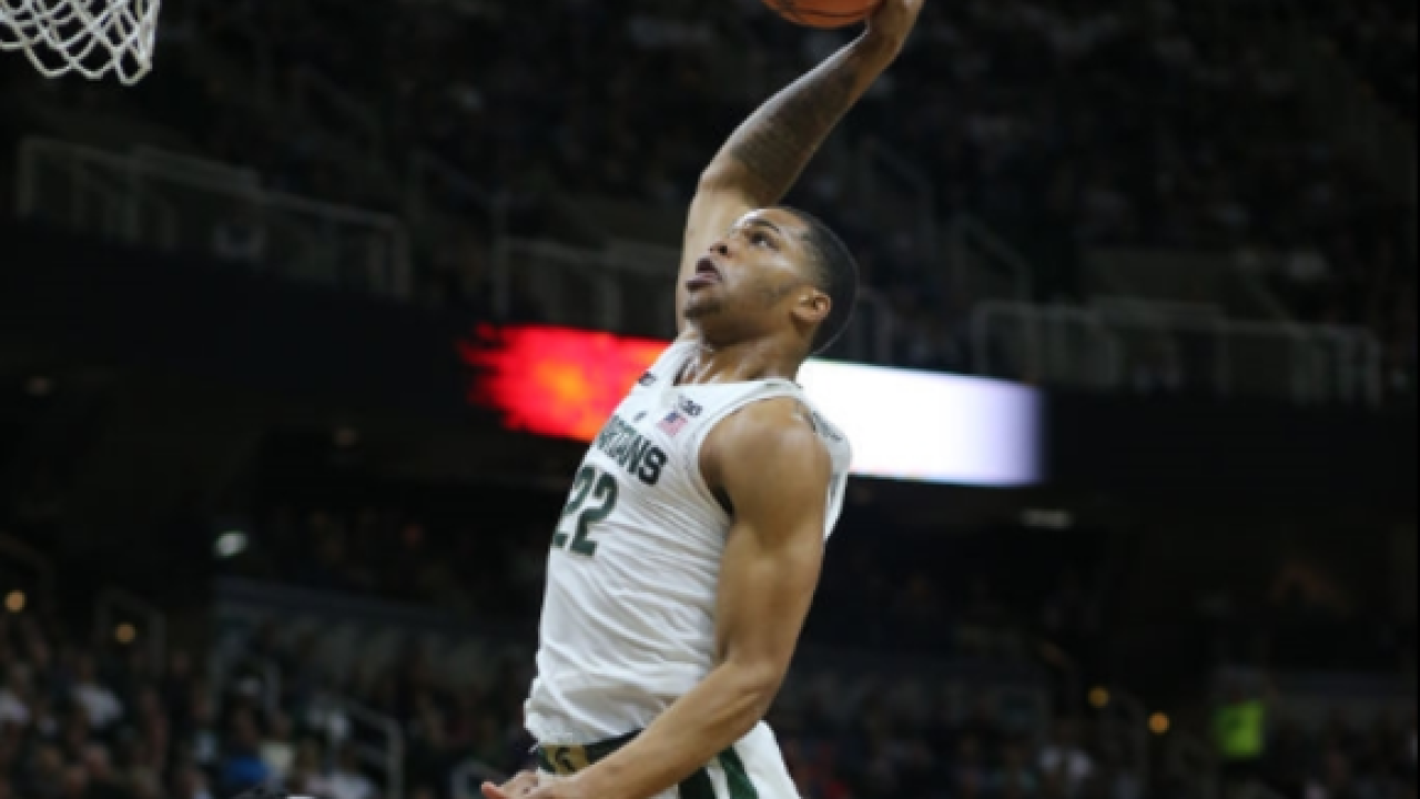 the latest 2ebc0 71a7a MSU's Miles Bridges named best college basketball player in ...