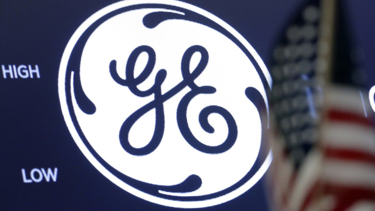 General Electric says its phasing out use of coal power