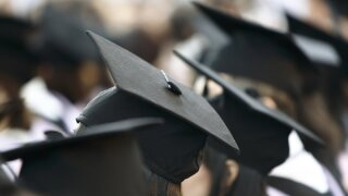 Should families face fines for cheering at high school graduation?