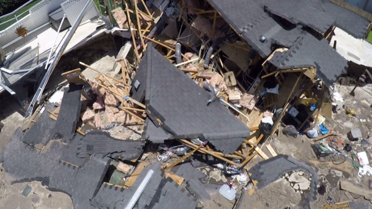 Fund created to help victims of Pasco sinkhole